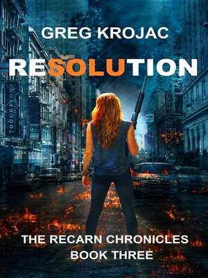 cover image of Resolution