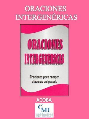 cover image of Oraciones Intergenéricas