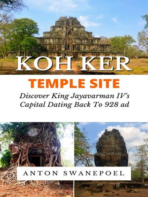 cover image of Koh Ker Temple Site