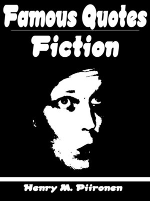 cover image of Famous Quotes on Fiction