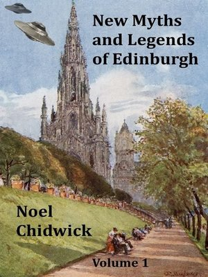 cover image of New Myths and Legends of Edinburgh Volume 1