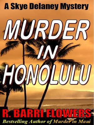 cover image of Murder in Honolulu