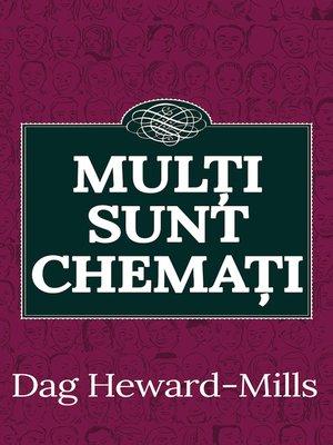 cover image of Mulți Sunt Chemați