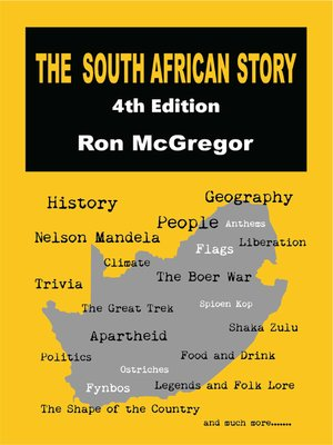 cover image of The South African Story