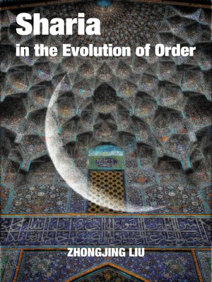 cover image of Sharia in the Evolution of Order