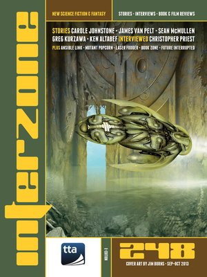 cover image of Interzone 248 (Sep-Oct 2013)