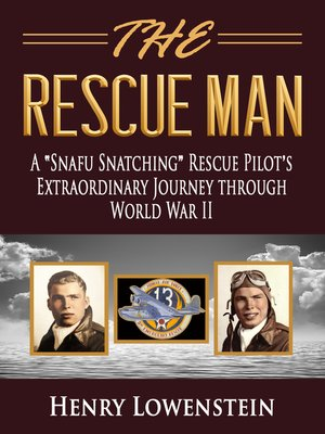 cover image of The Rescue Man