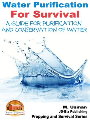 cover image of Water Purification For Survival
