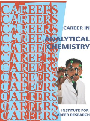 cover image of Career in Analytical Chemistry