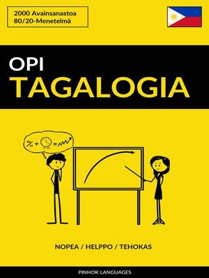 cover image of Opi Tagalogia