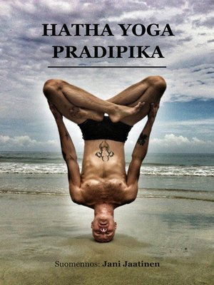 cover image of Hatha Yoga Pradipika