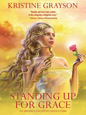 cover image of Standing Up For Grace