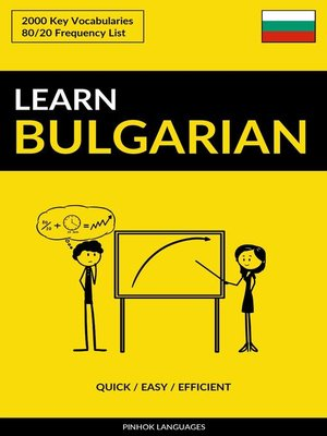 cover image of Learn Bulgarian