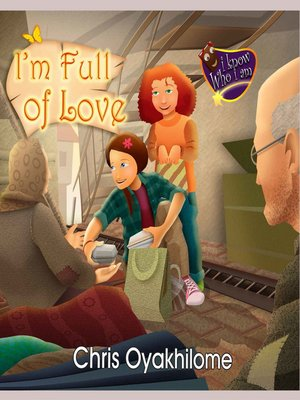 cover image of I'm Full of Love