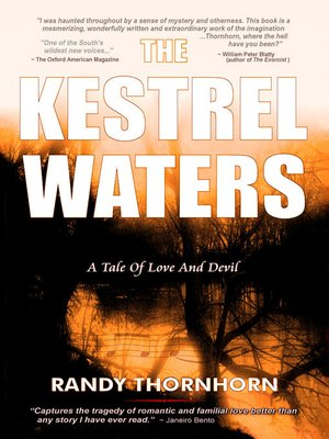 cover image of The Kestrel Waters (A Tale of Love and Devil)