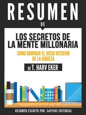 cover image of Los Secretos de la Mente Millonaria