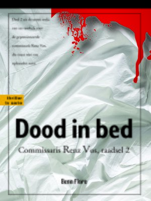 cover image of Dood in Bed