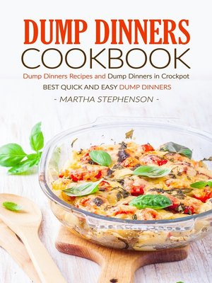 cover image of Dump Dinners Cookbook