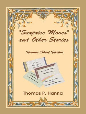 """cover image of """"Surprise Moves"""" and Other Stories"""