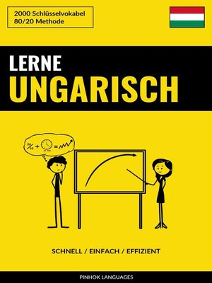 cover image of Lerne Ungarisch