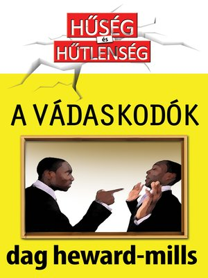 cover image of A vádaskodók