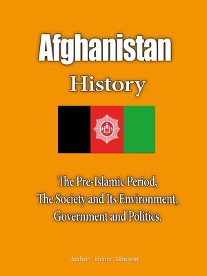 cover image of Afghanistan History