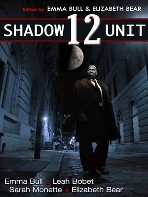 cover image of Shadow Unit 12