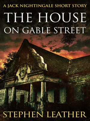 cover image of The House On Gable Street (A Jack Nightingale Short Story)