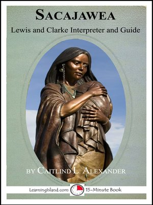cover image of Sacajawea