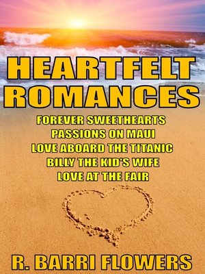 cover image of Heartfelt Romances Bundle