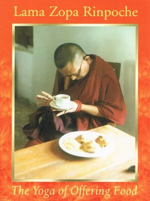 cover image of The Yoga of Offering Food