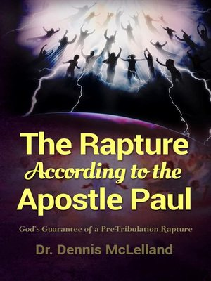cover image of The Rapture According to the Apostle Paul