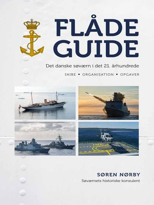 cover image of Flådeguide