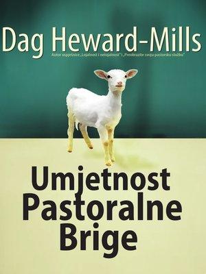 cover image of Umjetnost Pastoralne Brige