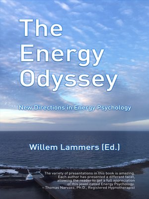 cover image of The Energy Odyssey. New Directions in Energy Psychology.