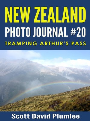 cover image of New Zealand Photo Journal #20