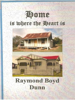 cover image of Home Is Where the Heart Is.