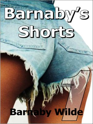 cover image of Barnaby's Shorts (Volume One)