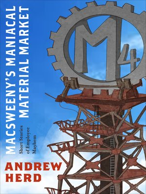 cover image of MacSweeny's Maniacal Material Market