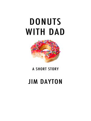 cover image of Donuts with Dad
