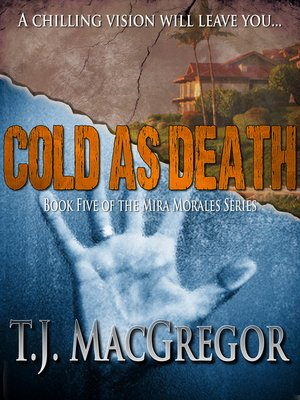 cover image of Cold As Death