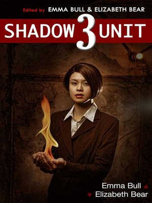 cover image of Shadow Unit 3