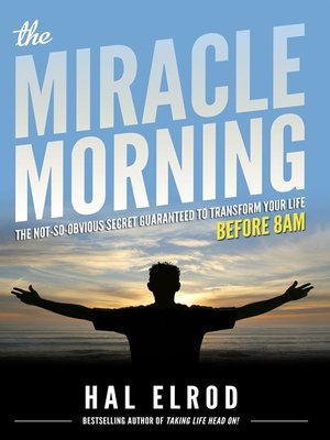 cover image of The Miracle Morning