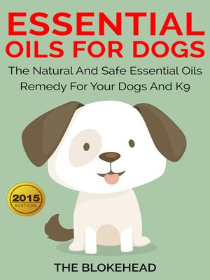 cover image of Essential Oils For Dogs