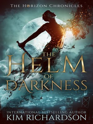 cover image of The Helm of Darkness