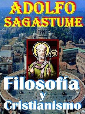 cover image of Filosofia y Cristianismo