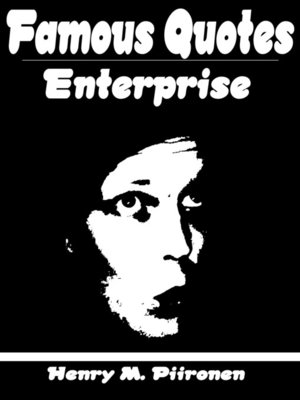 cover image of Famous Quotes on Enterprise