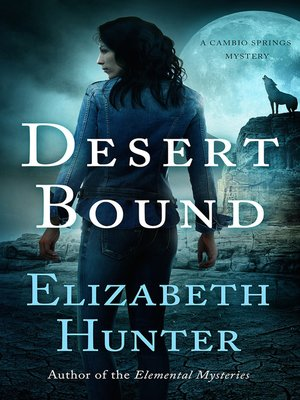 cover image of Desert Bound