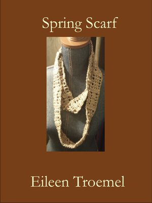 cover image of Spring Scarf