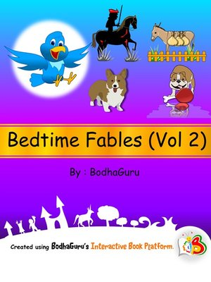 cover image of Bedtime Fables (Vol 2)